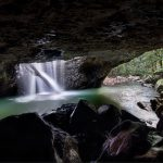 Waterfall-Cave-in-queensland-australia-landscape-photography-hdr-luke-zeme-photo-water-log-cave