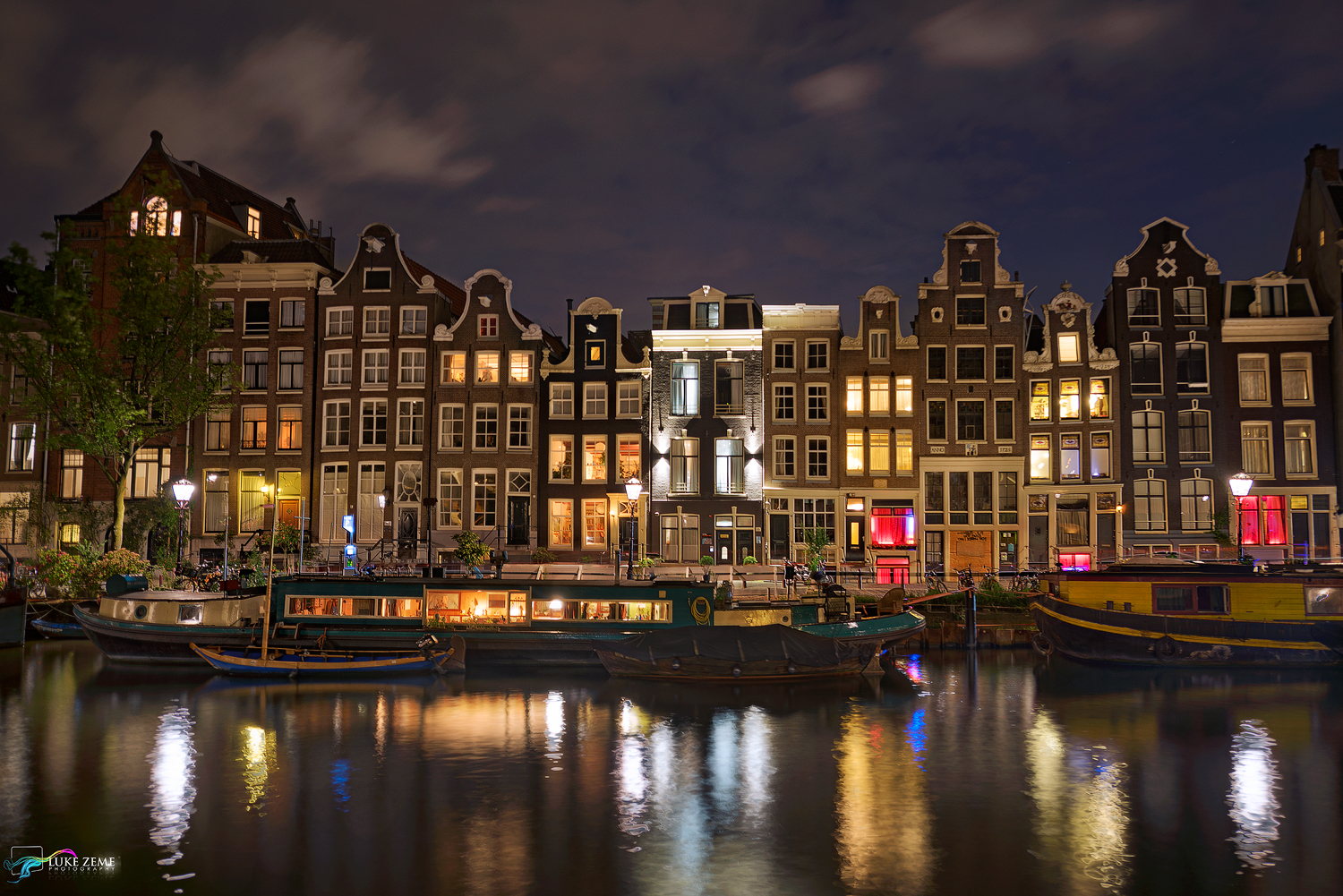 photo of the day red light district amsterdam luke zeme photography. Black Bedroom Furniture Sets. Home Design Ideas
